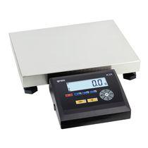 Balance de précision / benchtop / avec afficheur LCD / plateau en acier inoxydable
