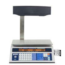 Balance de comptoir / numérique / avec imprimante / avec batterie