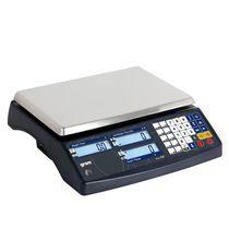 Balance compteuse / benchtop / avec afficheur LCD / avec batterie