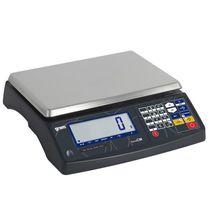 Balance compteuse / benchtop / avec afficheur LCD / avec calibration interne