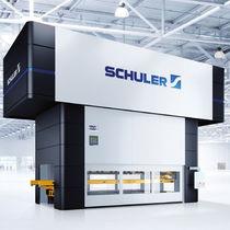 Presse mécanique / d'estampage / de production / servocommandée