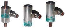 Capteur de force de traction / canister / en acier inoxydable / de précision