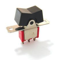 Interrupteur à bascule / 4 pôles / électromécanique / miniature