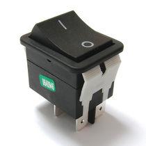 Interrupteur à bascule / 2 pôles / électromécanique / IP55