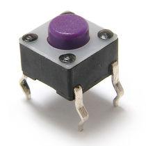 Interrupteur tactile / unipolaire / électromécanique