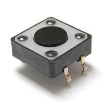 Interrupteur tactile / unipolaire / électromécanique / non propagation de la flamme