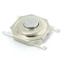 Interrupteur tactile / unipolaire / électromécanique / extra-plat
