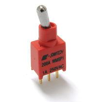 Interrupteur à levier / unipolaire / 2 pôles / électromécanique