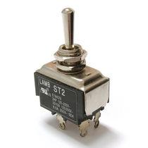 Interrupteur à levier / 2 pôles / électromécanique / ultra robuste