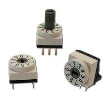 Commutateur rotatif / multipolaire / électromécanique / étanche