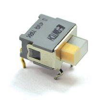 Interrupteur à glissière / unipolaire / miniature / électromécanique