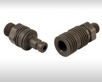 Raccord rapide / droit / hydraulique / pour air comprimé