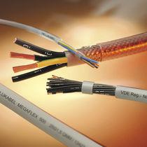 Câble électrique de données / DIN / résistant à l'abrasion / multipaire