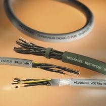 Câble isolé / de grande flexibilité / flexible