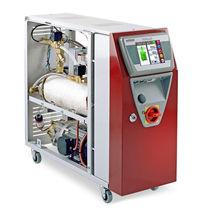 Contrôleur de température avec écran tactile / à circulation d'eau ou huile / pour système de canaux chauds / mobile