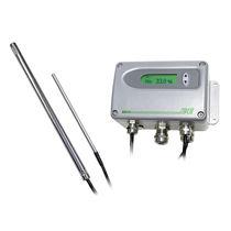 Transmetteur d'humidité relative / enfichable / pour applications de process / avec mesure de température