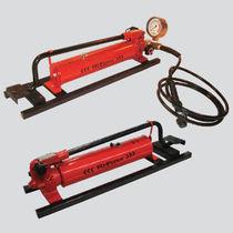 Pompe hydraulique à piston / manuelle