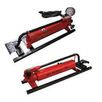Pompe volumétrique / hydraulique / pour fluide / à pédale