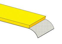 Courroie de transmission plate / enduite polyuréthane