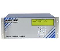 Analyseur de gaz / d'humidité / benchtop / en continu