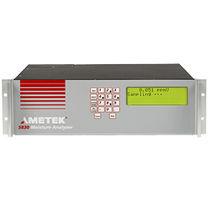 Analyseur de gaz / d'humidité / à intégrer / en cristal de quartz