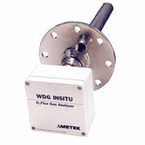 Sonde de gaz de combustion / d'oxygène / pour processus de combustion