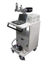 Analyseur de gaz résiduel / de concentration / benchtop / compact