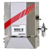 Analyseur de méthane / d'oxygène / de gaz de combustion / de combustion