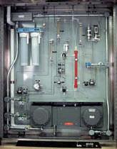 Analyseur de sulfure d'hydrogène / de gaz / de pression / à intégrer