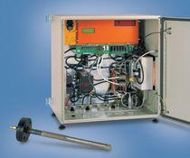 Détecteur de gaz / de flamme / de monoxyde de carbone / analogique