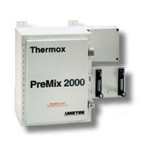 Analyseur d'oxygène / de gaz / de température / en continu