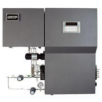 Système de surveillance de débit / de gaz / de l'air / des émissions en continu