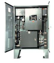 Système de surveillance de débit / de mesure / de gaz / des émissions en continu