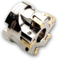 Fraise deux tailles / à plaquettes / d'épaulement / pour aluminium