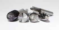 Fraise à queue cylindrique / lime / pour métal