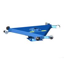 Positionneur motorisé / rotatif / 2 axes / pour robot
