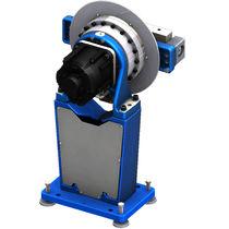 Positionneur motorisé / rotatif / 1 axe / pour robot