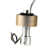 Collecteur tournant pneumatique / gaz / à axe creux