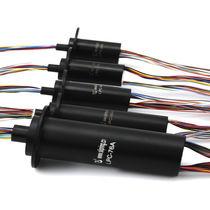 Collecteur tournant électrique / via Ethernet / HD-SDI / USB