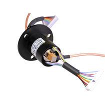 Collecteur tournant électrique / à capsule / numérique / analogique