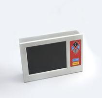 Moniteur LCD / encastrable / compact / lisible au soleil