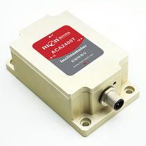 Capteur d'inclinaison 2 axes / analogique / numérique / CANopen