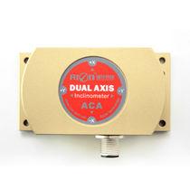 Inclinomètre 1 axe / numérique / haute précision