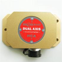 Inclinomètre 2 axes / analogique / MEMS / haute précision