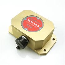 Inclinomètre mono-axe / sortie de courant / MEMS / haute précision