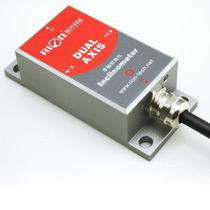 Inclinomètre 2 axes / RS-485 / numérique / haute précision