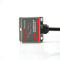 Inclinomètre 1 axe / numérique / MEMS