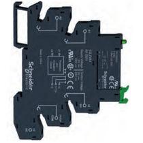 Relais statique modulaire / miniature / fin / sur rail DIN