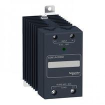 Relais statique avec dissipateur thermique / de puissance / sur rail DIN / à montage sur panneau
