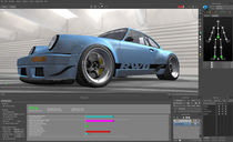 Logiciel d'édition / d'animation / 3D